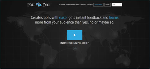 Case study of polldeep.com