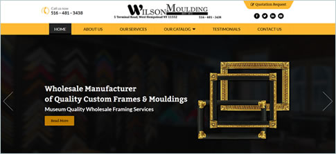 Case Study of Wilsonmoulding
