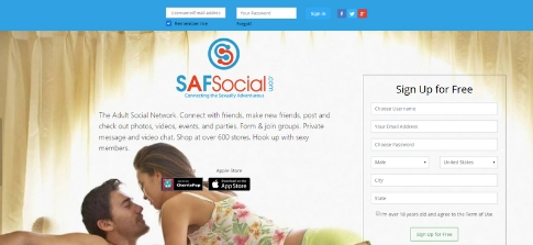 Case Study of Safsocial