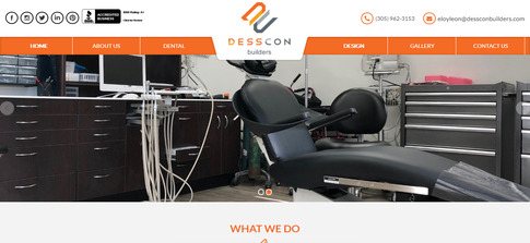 Case Study of Dessconbuilders