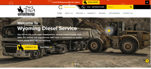 Case Study of WyoDieselService
