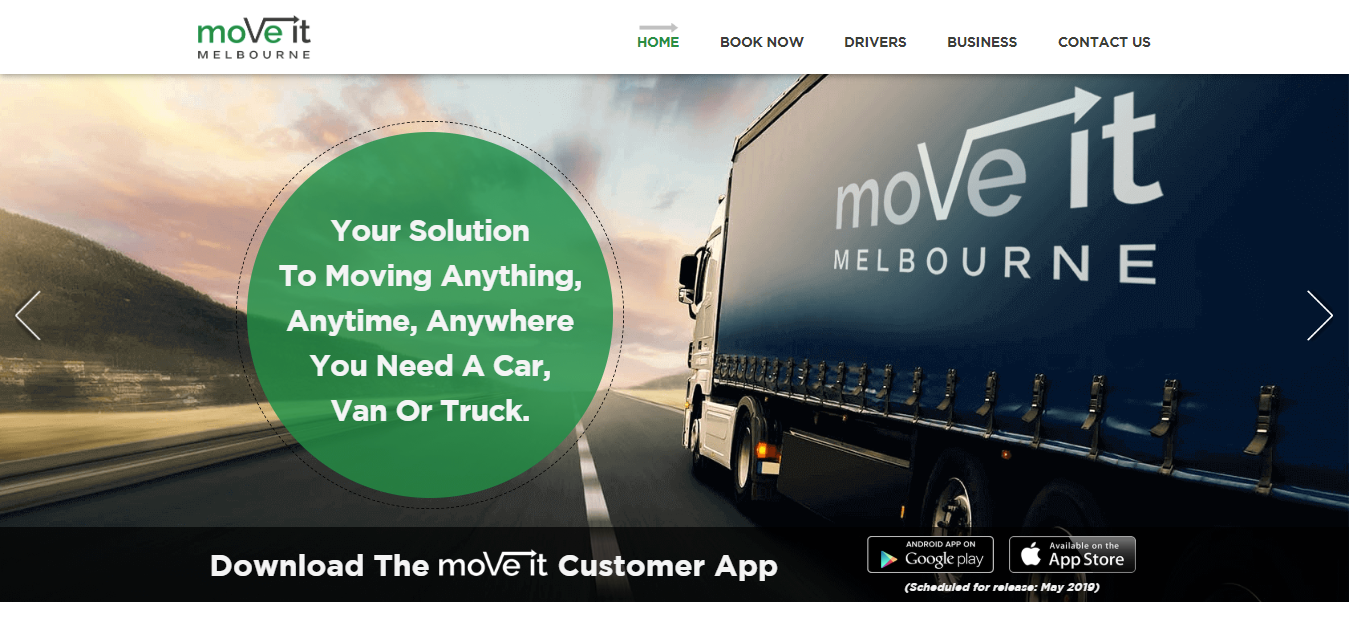 Case Study of moveitmelbourne.com.au
