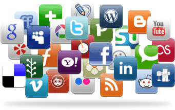Social bookmarking services for maximum visibility